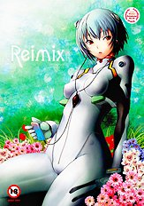 Reimix (Neon Genesis Evangelion) [Kohakutei (Sakai Hamachi)][ENG]