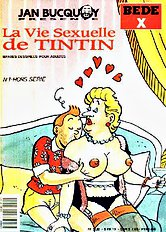 La vie sexuelle de Tintin (Bucquoy,Tintin)