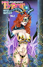 Tarot aИУ witch of the black rose tpb extras (Balent,Jim)