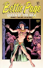 Bettie Page - queen of the Nile 2 (Silke,Jim)