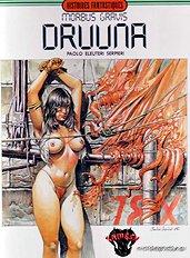 Druuna 2 - morbus gravis 2 (Serpieri,Paolo,Eleuteri)
