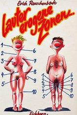 Lauter erogene zonen (Rauschenbach,Erich)