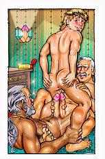 Grandpa Aint Sick