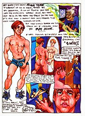 The Adventures Of Richie Tease