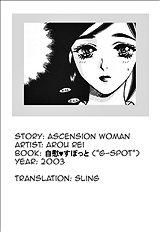 Shoutennyo | Ascension Woman