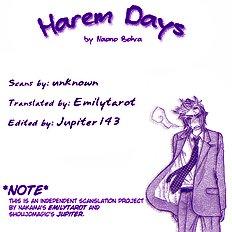 Harem Days